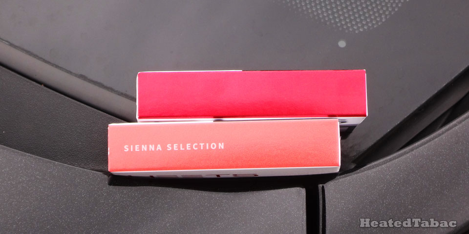 HEETS Sienna Selection vs HEETS Red Label Color