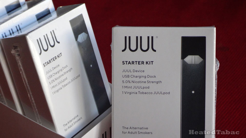 JUUL Starter Kit with 2 Pods 入門套裝